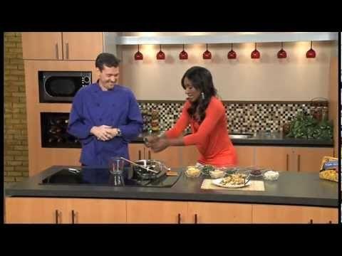 Video: Mediterranean Roasted Chicken - Maruchan #Ramen Noodles Recipe
