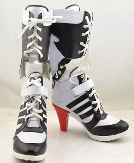 Batman Suicide Squad Boots for Women DC World Shop http://dcworldshop.com/batman-suicide-squad-boots-for-women/    #suicidesquad #superhero #dcuniverse #bataman #superman