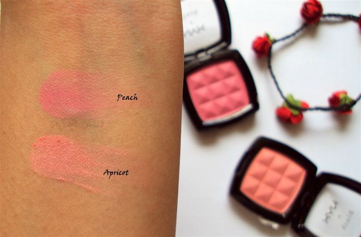 Blush away with Nyx! Review up on the blog! Checko :)