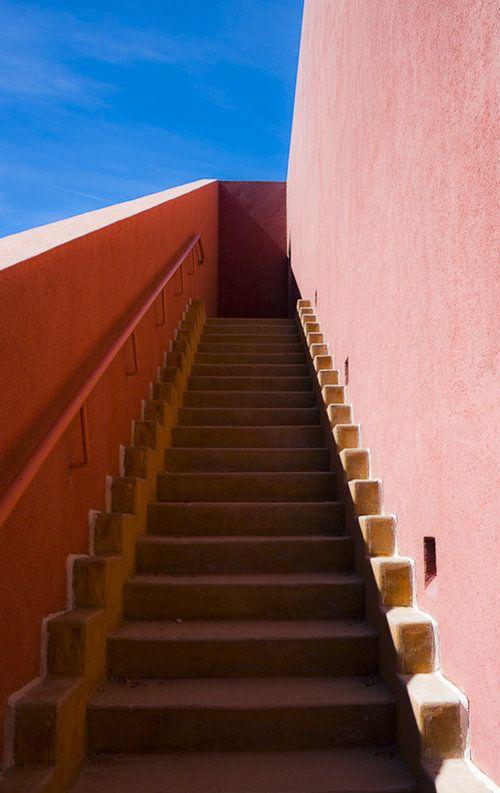 Natalie Christensen - New Mexico Deconstructed   LESS IS ART   lessisart.altervista.org