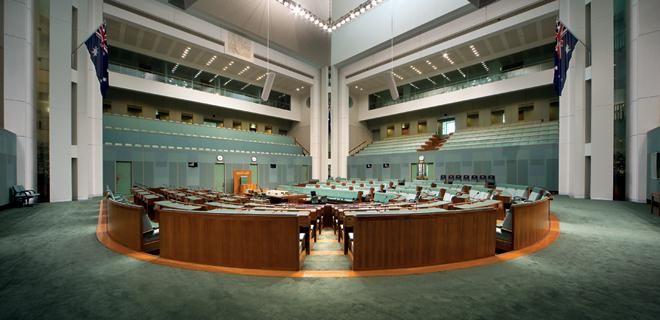 Parliament of Australia website