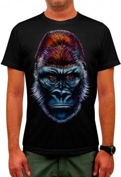 3D Goril Tişört resimleri