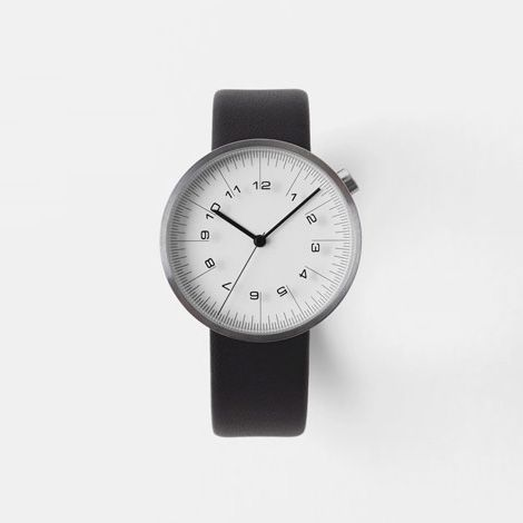 Scale watches by Nendo.
