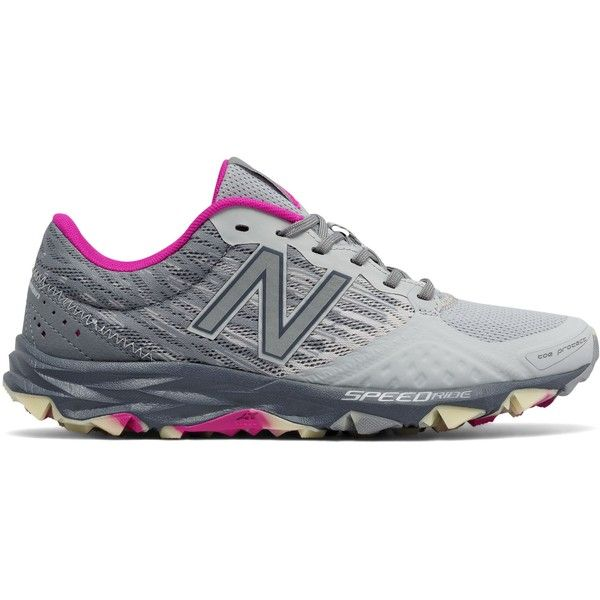 New Balance Reflective 690v2 Trail Women's Trail Running Shoes ($80) ❤ liked on Polyvore featuring shoes, athletic shoes, trail running shoes, new balance footwear, new balance athletic shoes, new balance and new balance shoes