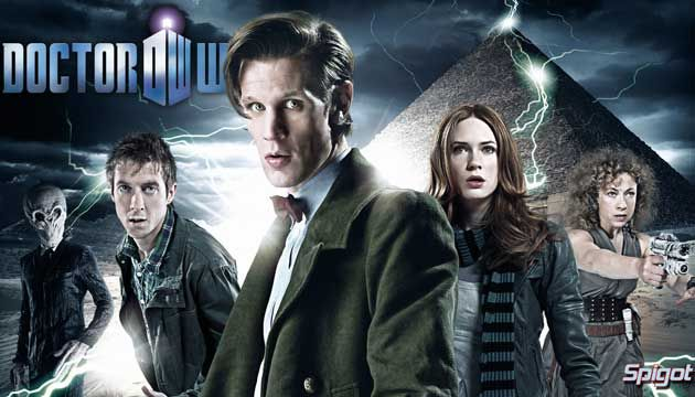 Dr. Who - British TV Shows on Netflix