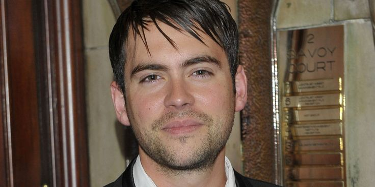 Todd Grimshaw - Bruno Langley. Todd is also Eileen's son.