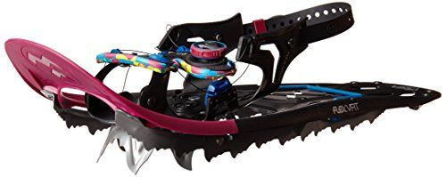 Tubbs Snowshoes FLEX Vertical Snowshoes, Black/Plum 22-Inch ** Check out the image by visiting the link.