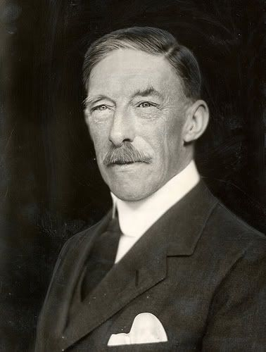 Henry Lascelles, Earl of Harewood, who lived at Goldsborough Hall with his wife Princess Mary during the 1920s