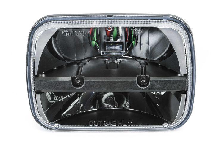 Truck-Lite LED Headlight Kit for 84-01 Jeep® Wrangler YJ, Cherokee XJ & Comanche | Quadratec