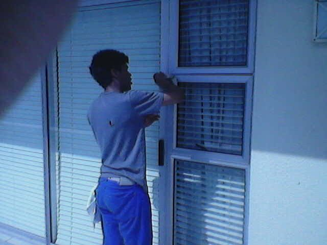 WINDOW CLEANING - NICK'S APARTMENT, BEACH ROAD, SEA POINT, CAPE TOWN