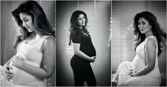 Kareena Kapoor's Maternity Photo-Shoot with Rohan Shrestha shows how beautiful motherhood can be. Look at the stunning images of her.
