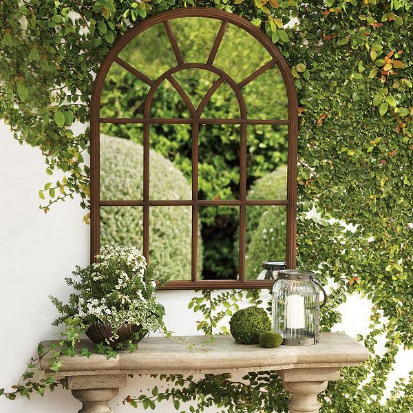 Outdoor Wall Decorations Design :