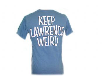 Lawrence Ks the most liberal town in the state of Ks