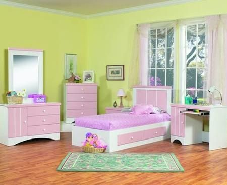 Girls Pink Bedroom Furniture Sets In Dallas,Houston,San Antonio,Fort Worth  And