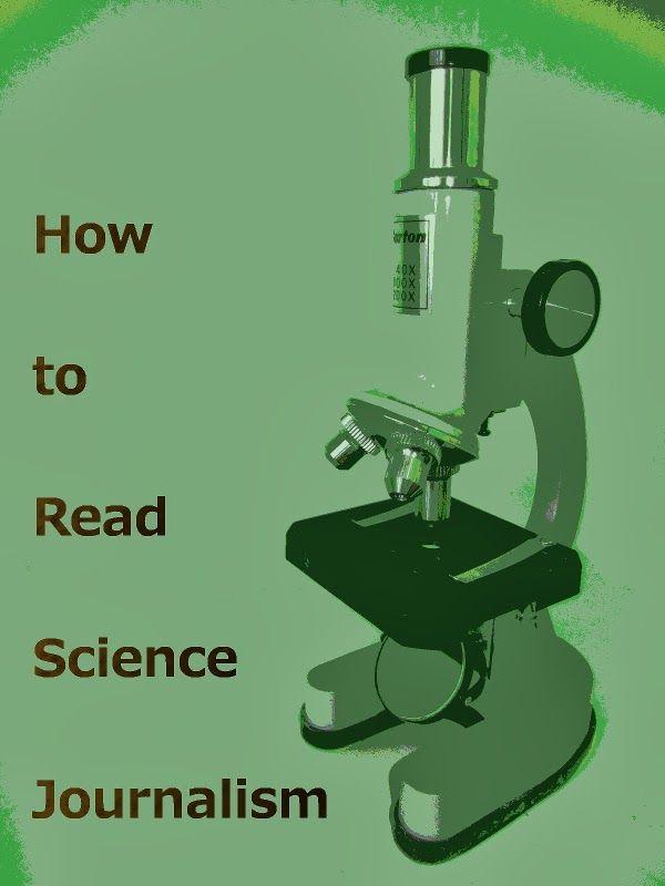 Gluten-Free Mum: How to Read Science Journalism