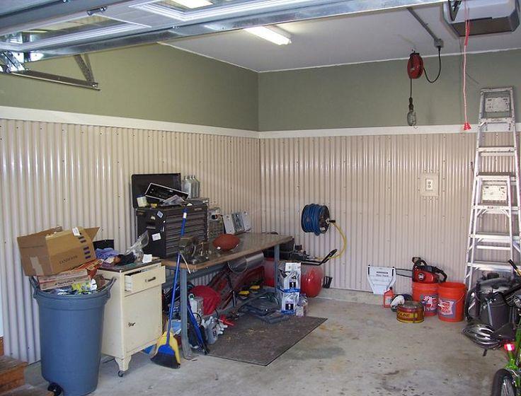 Garage Walls Garage Wall Ideas Wanted The Garage