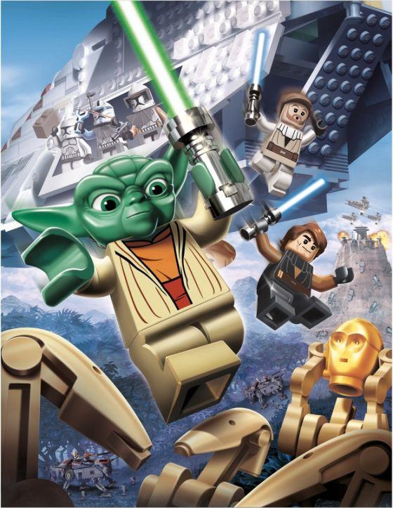 Star Wars LEGO Yoda - Clones Wars Chronicles More here! http://lamaisonmusee.wordpress.com/