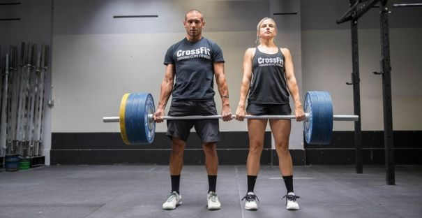 2015 CrossFit Team Series: Week 1 | CrossFit Games