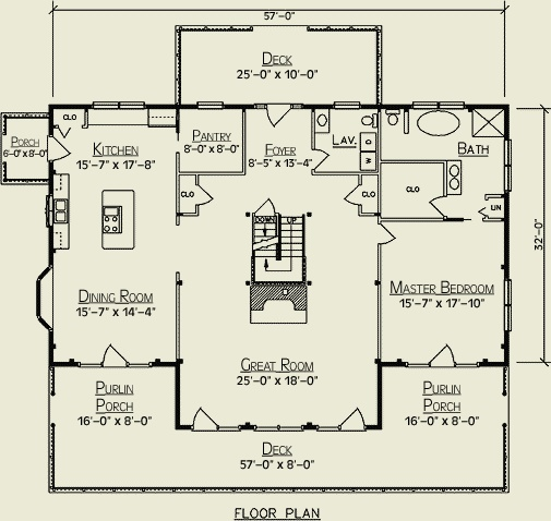 17 best images about floor plans on pinterest cabin log for Southfork ranch house floor plan