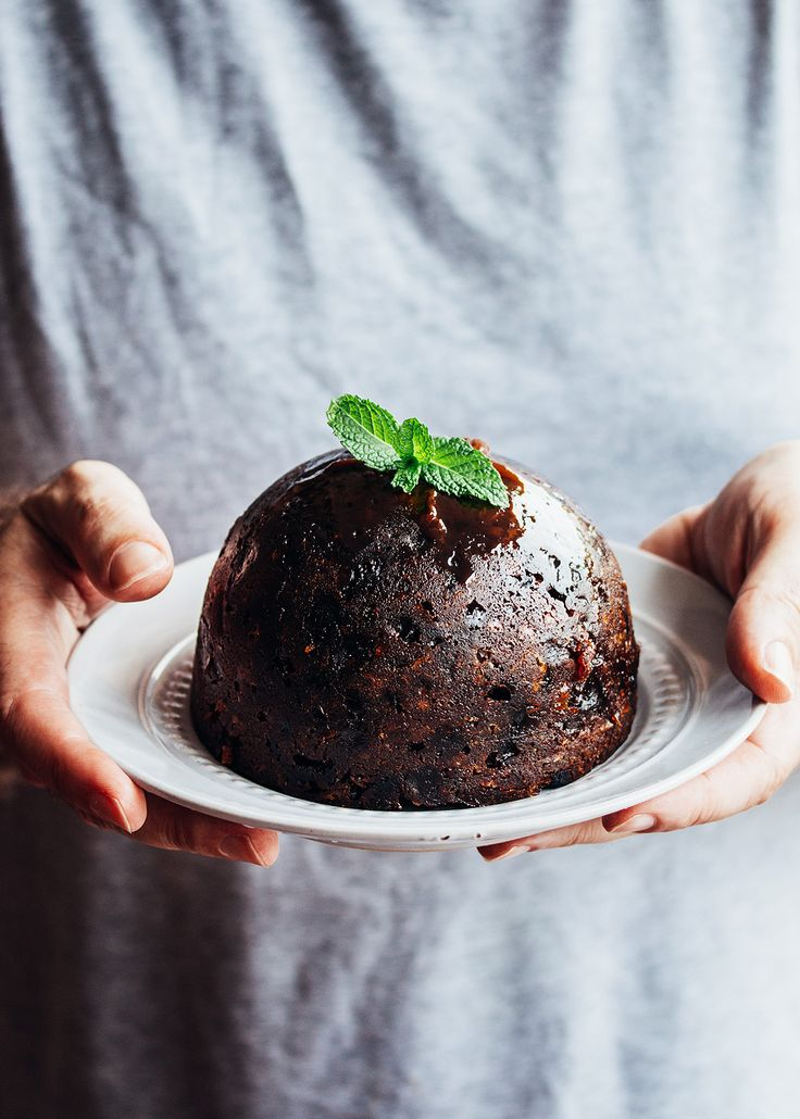 heston's figgy pudding //
