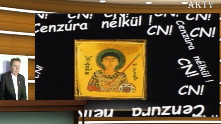 180314CN! BÉKEMENETELŐKNEK - KUBÍNYI TAMÁS - Álmos Király Televízió