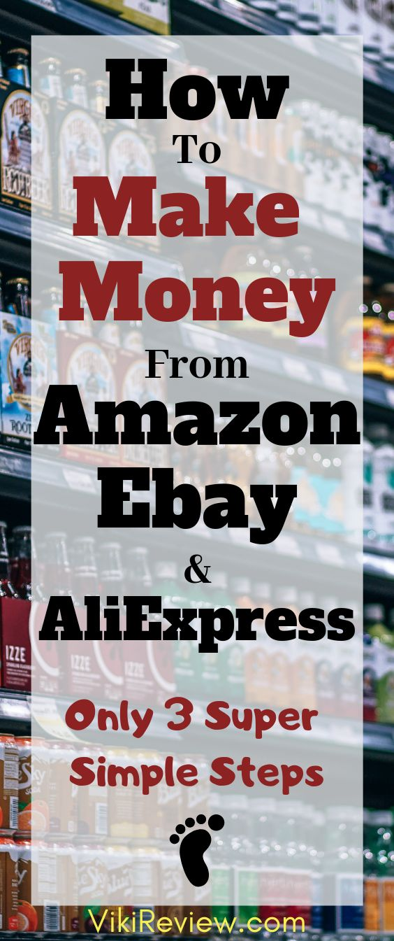 How to create online business and make money on Amazon, eBay and AliExpress The … – Internet Marketing Tools