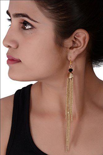 Fashnopolism Big Club Chic Chunky Long Tassels Earrings For Women's FASHNOPOLISM http://www.amazon.in/dp/B010ZR0I9A/ref=cm_sw_r_pi_dp_y2Vfxb0RGVXWH