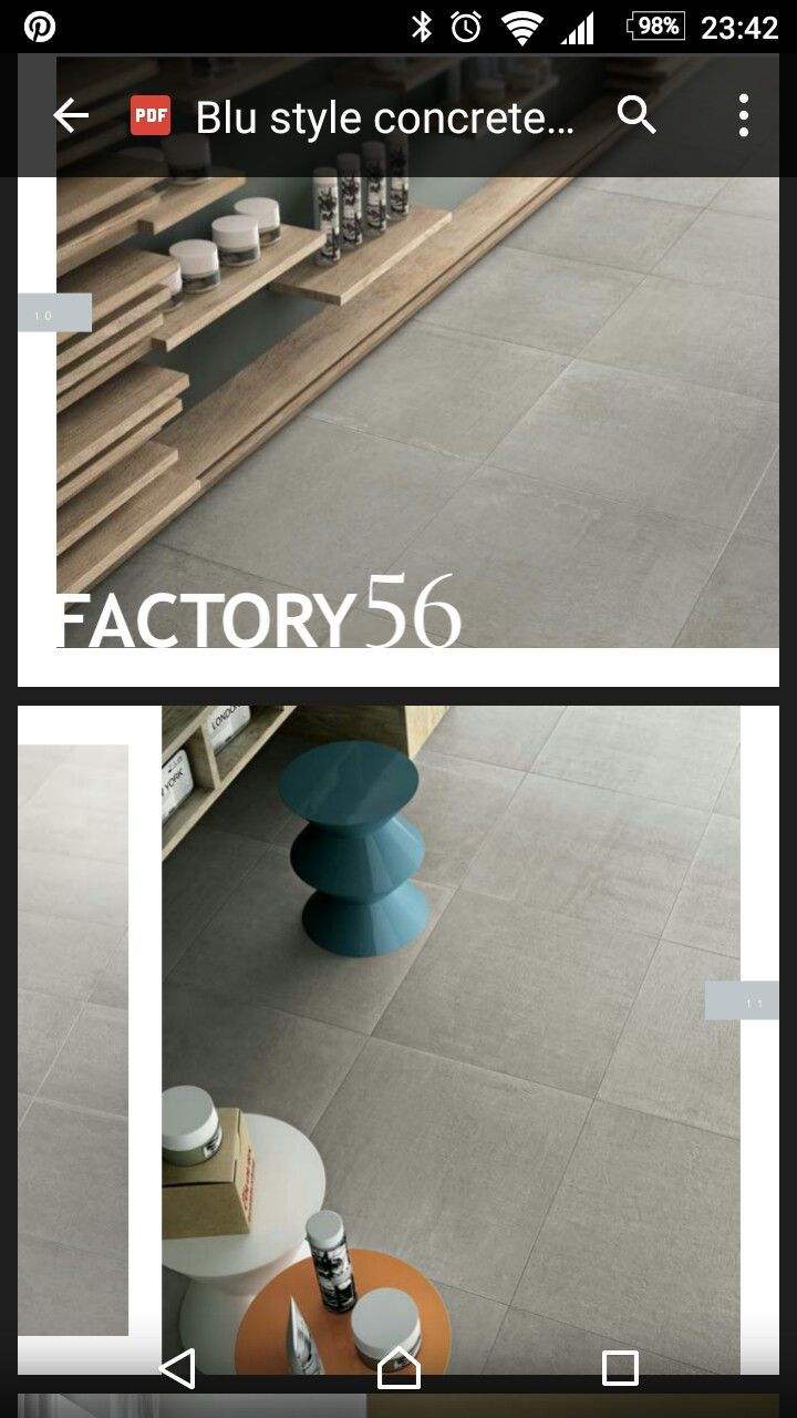 Factory56, Blustyle