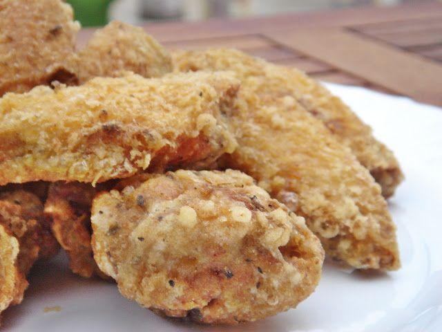 Nem vagyok mesterszakács: KFC - Korean Fried Chicken, azaz extra ropogós csirkeszárnyak