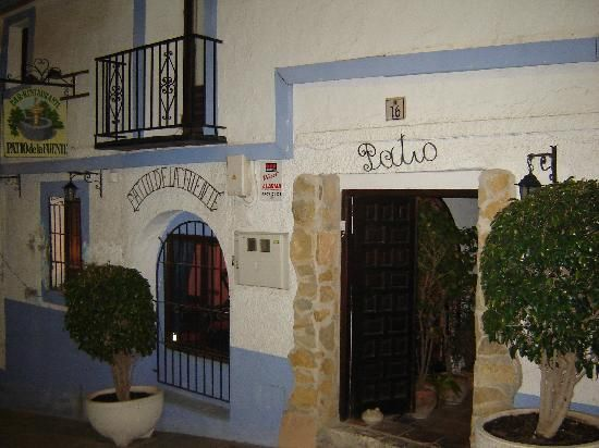 Restaurante El Patio De La Fuente   Cocina Internacional   C/ Dos De Mayo,
