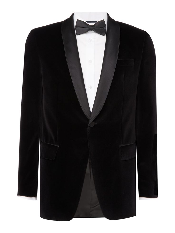 Buy: Men's Hugo Boss Hockley Velvet Dinner Jacket, Black for just: £430.00 House of Fraser Currently Offers: Men's Hugo Boss Hockley Velvet Dinner Jacket, Black from Store Category: Men > Suits & Tailoring > Suit Jackets for just: GBP430.00