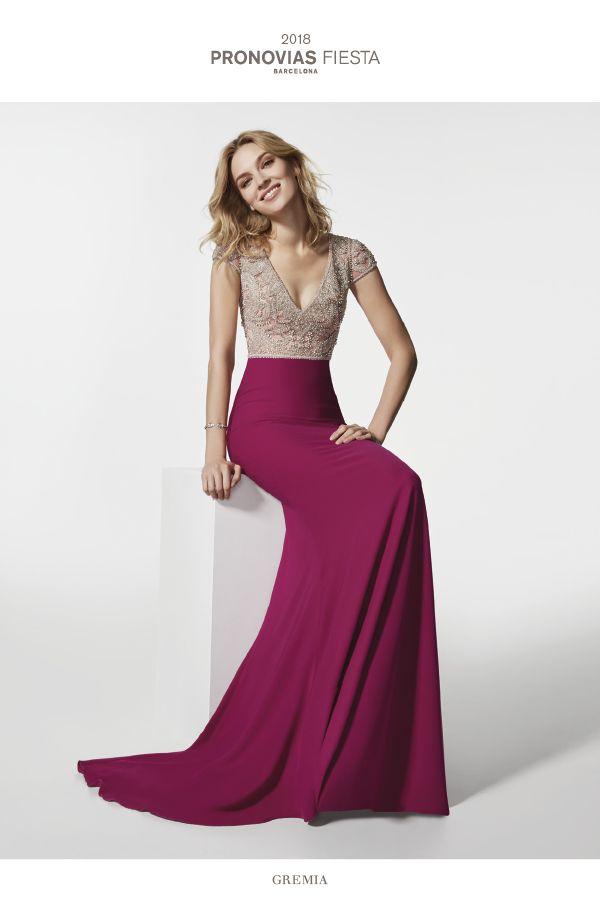 Pronovias 2018 Cocktail Dresses
