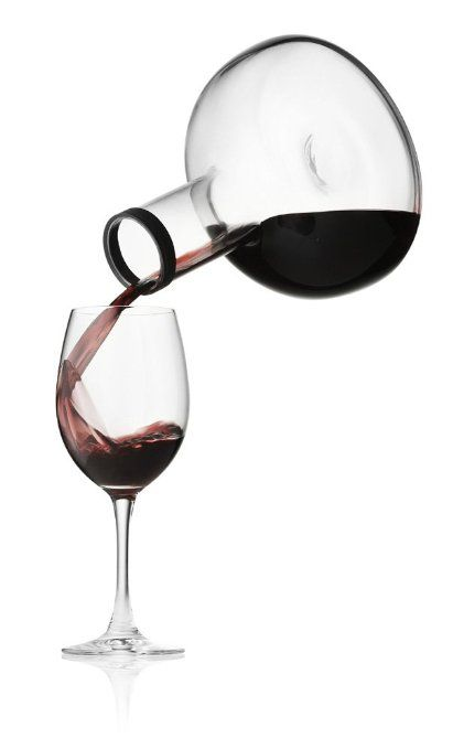 Classic Yet Modern Wine Decanter