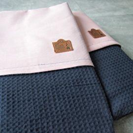 dekenset bestaande uit ledikant en wieg deken. Je kunt hem helemaal zelf samenstellen. Zo past hij in ieder interieur en zijn de dekens geschikt voor ieder seizoen.