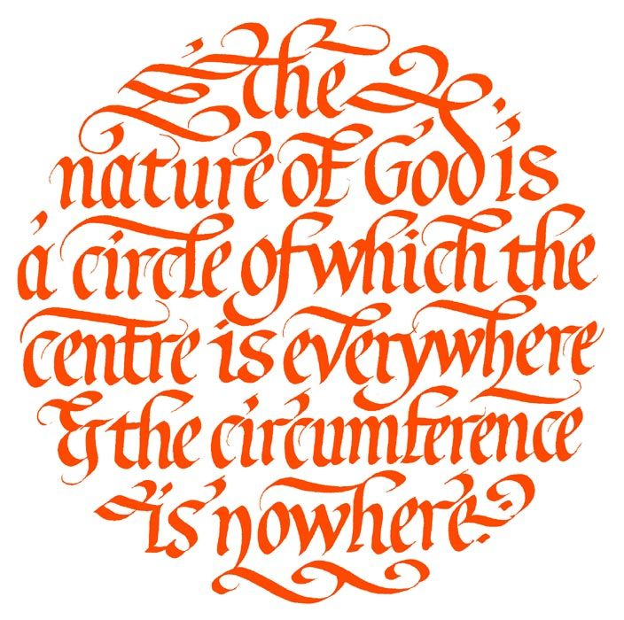 Examples of Calligraphy work by Lettering and Calligraphy Artist Ieuan Rees.