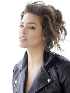 ashley graham and husband | Ashley Graham Plus Size Model Measurements Plus size model ashley