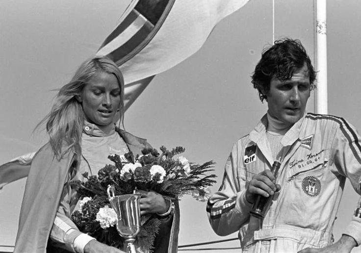 Dutch - Liane Engeman and Toine Hezemans | Famous race car ...