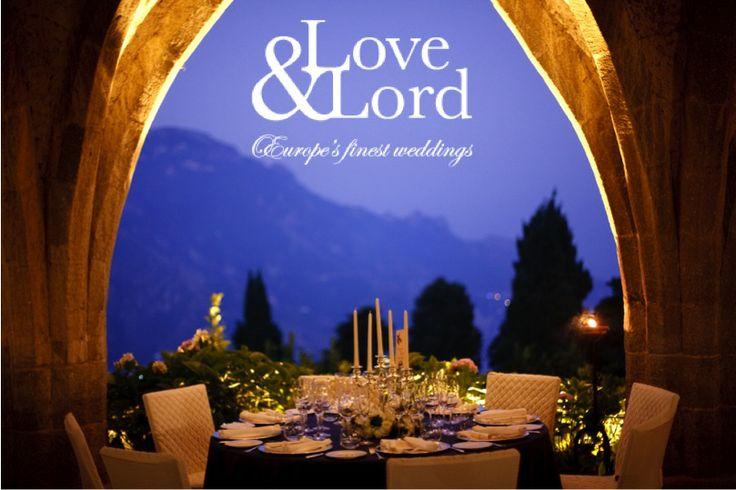 The dinner setting