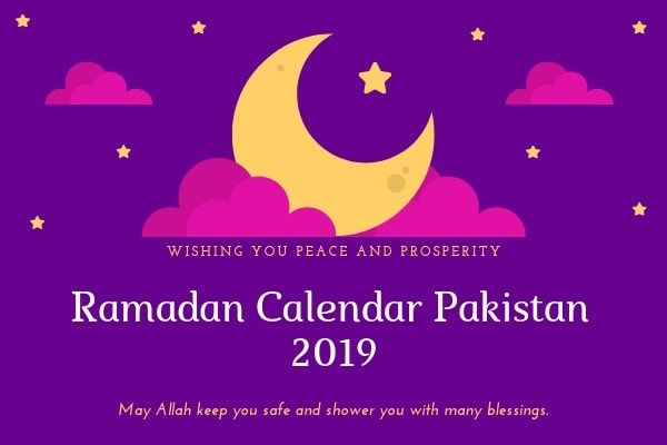 Islamic Calendar 2019 In Qatar