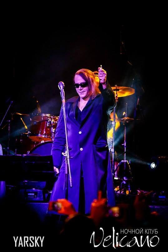 Stefanos Korkolis ,συναυλία στο Κhabarovsk (Ρωσία, 26-9-2013)