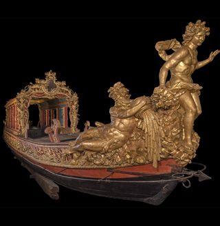Torna il 7 marzo alla Venaria l'esposizione dedicata alle carrozze regali dei Savoia e al Bucintoro.