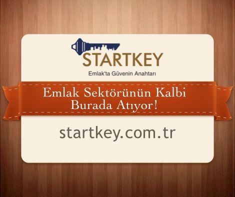 Emlak sektörünün kalbi burada atıyor: http://startkey.com.tr/