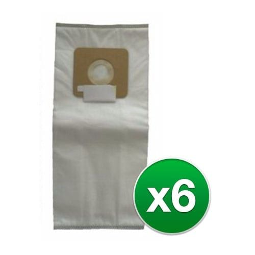 Replacement Vacuum Bag for Simplicity Household Symmetry Symp -Hepa Type 6 Bags/pk