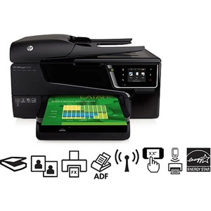 HP Officejet 6600 Premium Inkjet Multifunction Printer/Copier/Scanner/Fax Machine