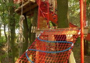 Net playground in Bratislava | Unipark