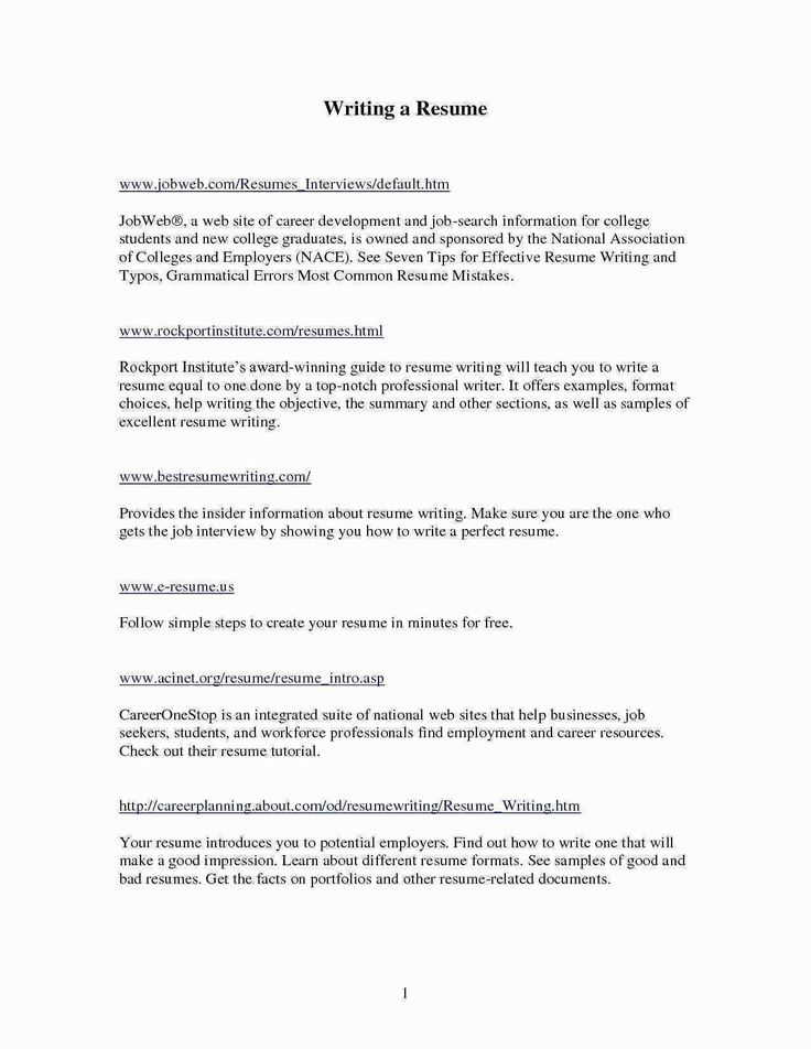 Social Worker Resume Summary Unique Sample Resume for