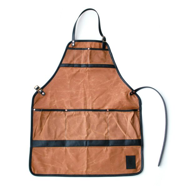 The Craftsman Apron - Mercy leather goods, Grand Rapids, MI