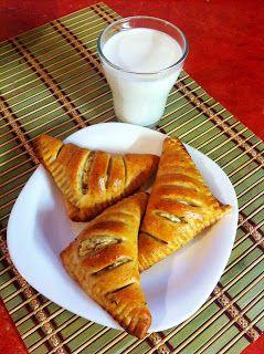 CsillaG sütöde: Illatos, túrós háromszög