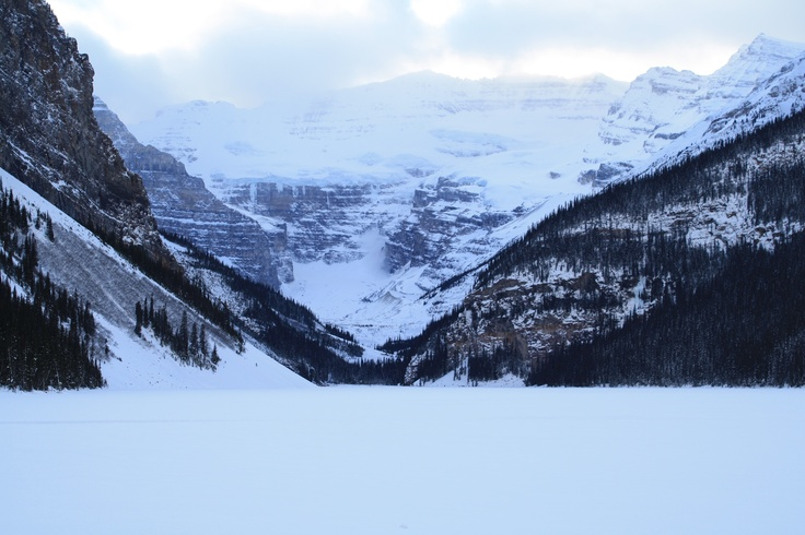 Been here...Lake Louise in Banff