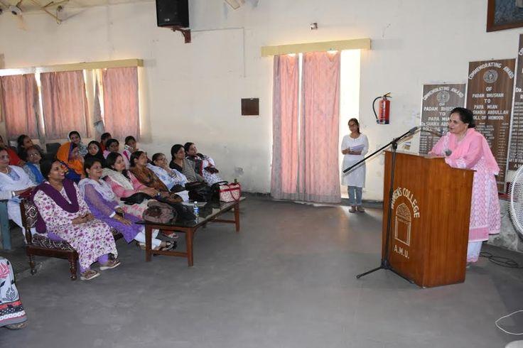 Women's College organises 'Societies Fest Malhar-2017'